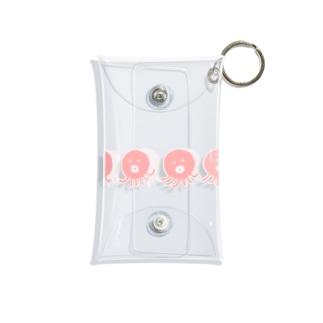 タコパーティ Mini Clear Multipurpose Case