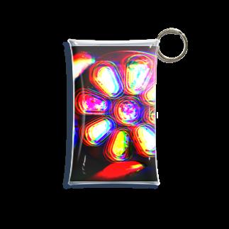 キカのhologram Mini Clear Multipurpose Case