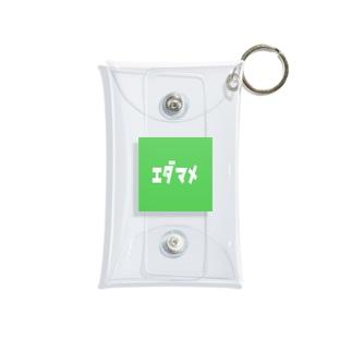 エダマメ Mini Clear Multipurpose Case