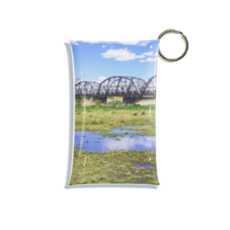 Too fool campers Shop!のAfter the rain01 Mini Clear Multipurpose Case
