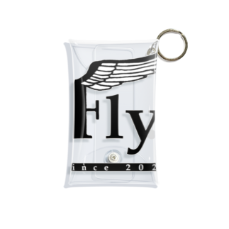 FLYのThe FLY. Mini Clear Multipurpose Case