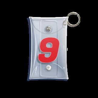y u u k aのNO.9 Mini Clear Multipurpose Case
