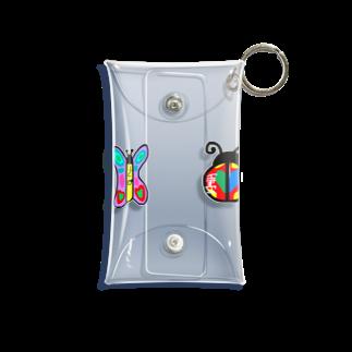 HFwEyのからぷーる Mini Clear Multipurpose Case