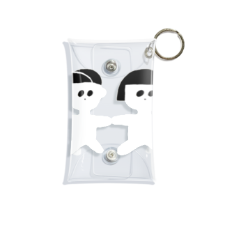 mappoのボーイミーツガール Mini Clear Multipurpose Case