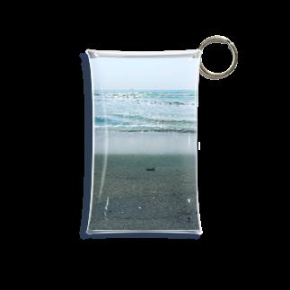 食卓の海 連れてって Mini Clear Multipurpose Case