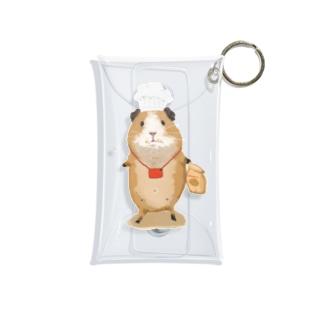 コロッケさん Mini Clear Multipurpose Case