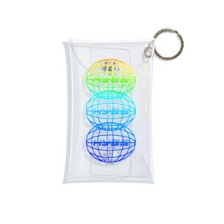 ネットワーク大混乱 (虹2) Mini Clear Multipurpose Case