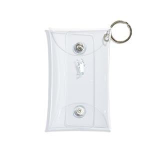 おちねこ Mini Clear Multipurpose Case