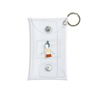 セーフ!! Mini Clear Multipurpose Case