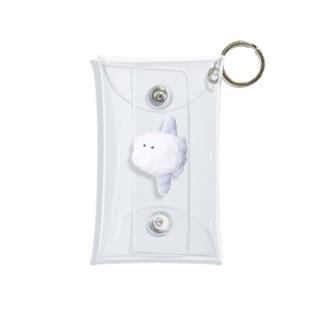 マンボウくん Mini Clear Multipurpose Case