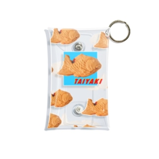 TAIYAKI Mini Clear Multipurpose Case