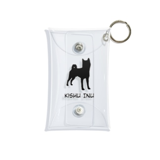 Kishu Inu Mini Clear Multipurpose Case