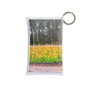 ポピーの森 Mini Clear Multipurpose Case
