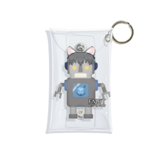 ロボ男 Mini Clear Multipurpose Case