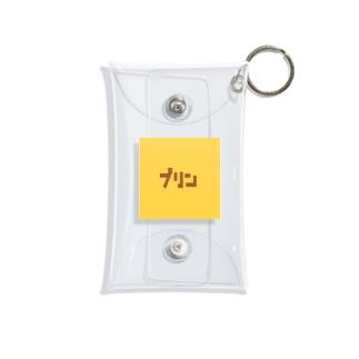 プリン🍮 Mini Clear Multipurpose Case