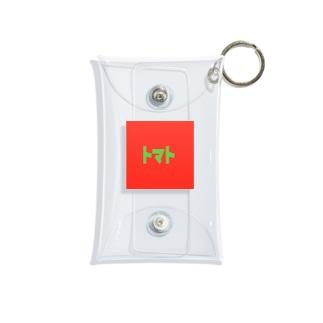 トマト🍅 Mini Clear Multipurpose Case