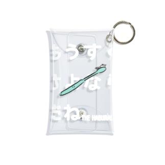 もうすぐさよなら Mini Clear Multipurpose Case
