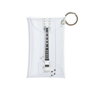 music good +s 「レスポール」 Mini Clear Multipurpose Case