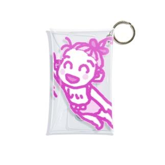 しぃちゃん Mini Clear Multipurpose Case