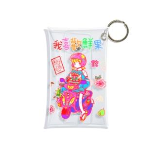 台湾バイク Mini Clear Multipurpose Case