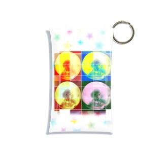 スター・ミンミン Mini Clear Multipurpose Case