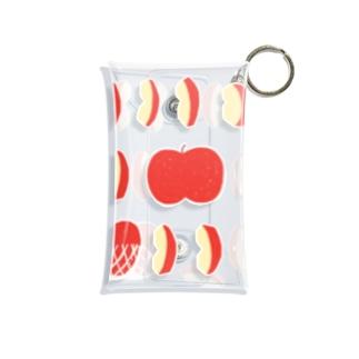 リンゴ皮むき名人 Mini Clear Multipurpose Case