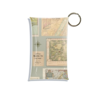 Old Atlas Mini Clear Multipurpose Case