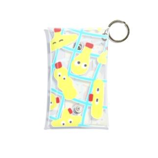 マヨちゃんいっぱいケース Mini Clear Multipurpose Case