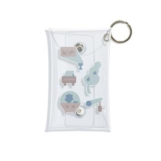katachi 調査 Mini Clear Multipurpose Case