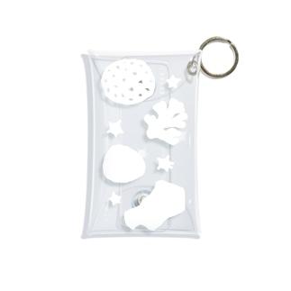 造礁さんご(小) Mini Clear Multipurpose Case