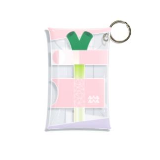 ネギパステル Mini Clear Multipurpose Case