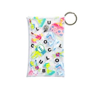 U.F.O.CLUBオリジナルミニクリアケース Mini Clear Multipurpose Case
