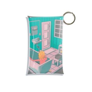 バスルーム Mini Clear Multipurpose Case