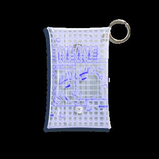 nsnのKISS 2020 Mini Clear Multipurpose Case