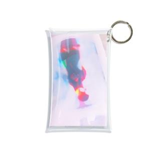 だら〜ん Mini Clear Multipurpose Case