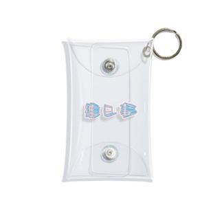推し事 Mini Clear Multipurpose Case