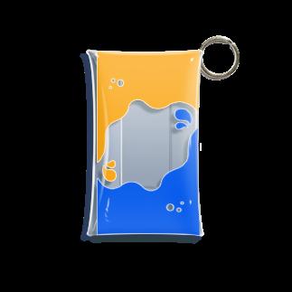 dolparchitectのキイロトアオ Mini Clear Multipurpose Case