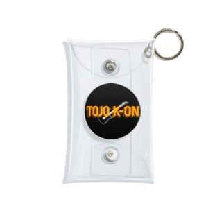 TOJO丸アイコン Mini Clear Multipurpose Case