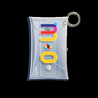 marikiroのMO initial Mini Clear Multipurpose Case