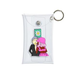 内緒話 Mini Clear Multipurpose Case