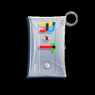 marikiroのRT initial Mini Clear Multipurpose Case