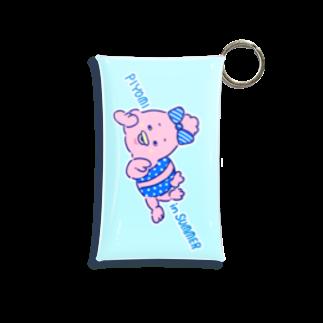サビ代🌷の夏ピヨ美のミニケース Mini Clear Multipurpose Case
