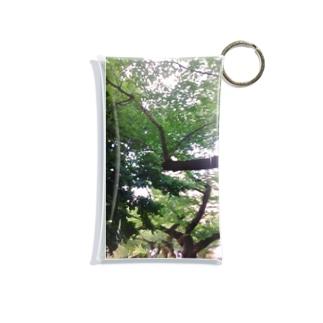 散歩道 Mini Clear Multipurpose Case