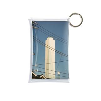 1999 Mini Clear Multipurpose Case
