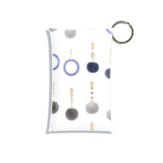 accessory Night Mini Clear Multipurpose Case