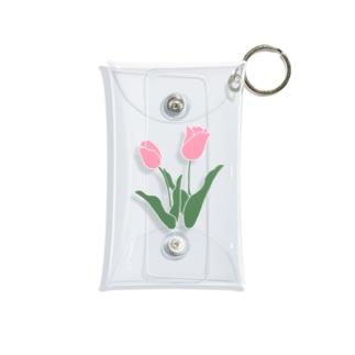 tulip Mini Clear Multipurpose Case