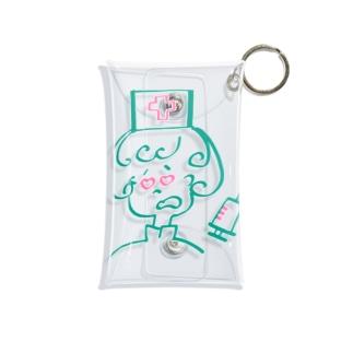 お注射ナ〜ス BY AYANESS Mini Clear Multipurpose Case