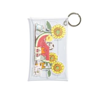 ヒヨハリ!サマー Mini Clear Multipurpose Case