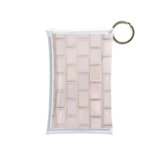 harucamera オーロラ壁 Mini Clear Multipurpose Case