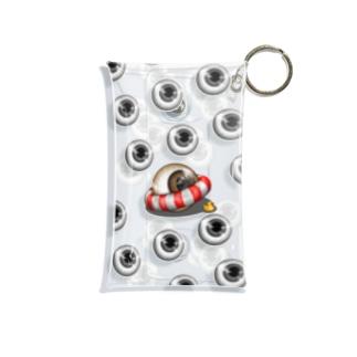 夏の目玉 Mini Clear Multipurpose Case